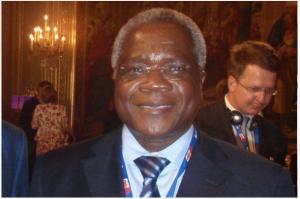 Afonso Dhlakama, o Presidente da RENAMO